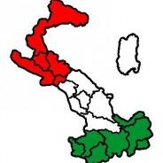L'Italia capovolta